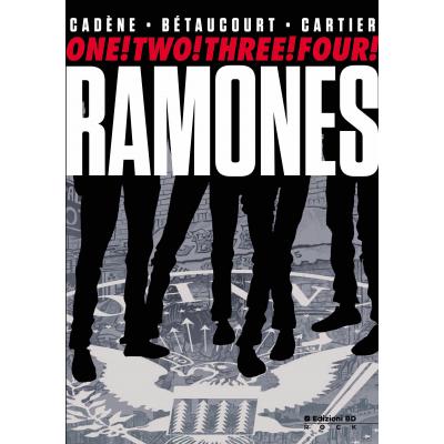 One! Two! Three! Four! Ramones!