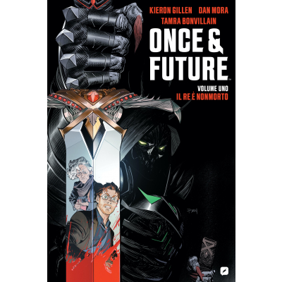 Once & Future 001