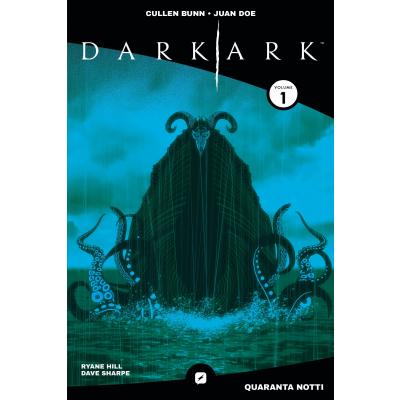 Dark Ark 001 - Quaranta Notti Variant Blue