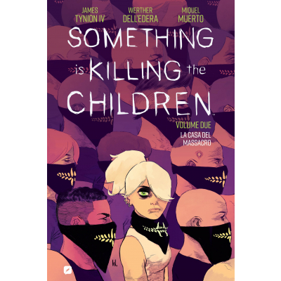 Something is Killing the Children 002