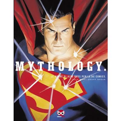 Mythology - Le opere di Alex Ross per la DC Comics