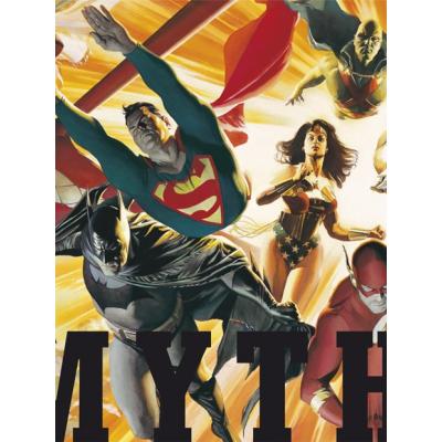 Mythology Deluxe - Le opere di Alex Ross per la DC Comics