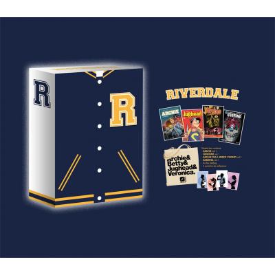Archie Box - Con Cofanetto E Poster Omaggio