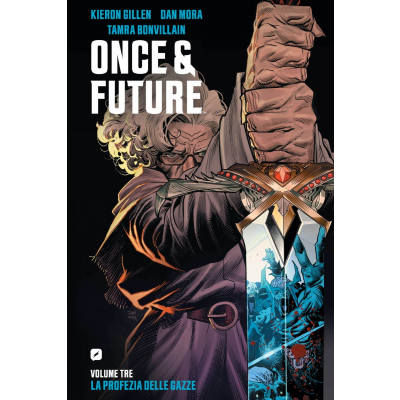 Once & Future 003