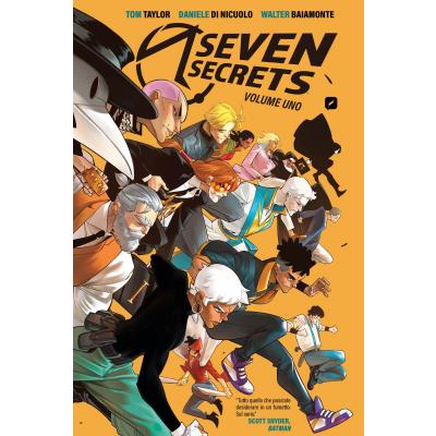 Seven Secrets 001